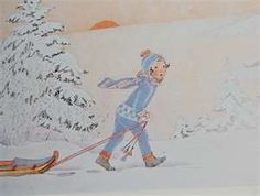wonderful childrens book illustrator Henrietta Willebeek Le Mair