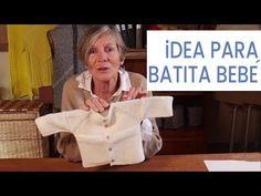 💡 Idea para tejer batita ➜ Chaqueta bebé empezada de arriba ☞ Lucila - YouTube Knitting For Kids, Baby Knitting, Knitted Baby Clothes, Baby Cardigan, Paper Shopping Bag, Youtube, Knitting Patterns, Knit Crochet, Baby Boy