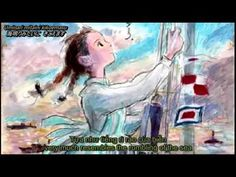 Tribute to the Ghibli studios and director Miyazaki Goro with music composed for From Up On Poppy Hill (Kokuriko Zaka Kara). Hommage au studio Ghibli et au r. Fanarts Anime, Manga Anime, Anime Art, Anime Music, Hayao Miyazaki, Totoro, Studio Ghibli Films, Up On Poppy Hill, Film D'animation