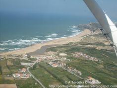 A Terceira Dimensão - Fotografia Aérea: Praia Azul