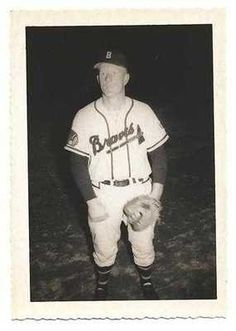 """JACK PARKS 1952 3.5X5.5 BOSTON BRAVES SNAPSHOT PHOTO . $20.00. JACK PARKS VINTAGE 3.5X4.75 BOSTON BRAVES SNAPSHOT PHOTO Photo Description JACK PARKS VINTAGE CIRCA 1952 APPROX. 3.5X5.5"""" BOSTON BRAVES ORIGINAL SNAPSHOT PHOTOGRAPH. ITEM SHOWN IS ACTUAL ITEM BUYER WILL RECEIVE. CLICK ON PHOTOS FOR CLEARER AND LARGER IMAGES. GREAT, AUTHENTIC BASEBALL COLLECTIBLE!!!! Shipping and Payment"""