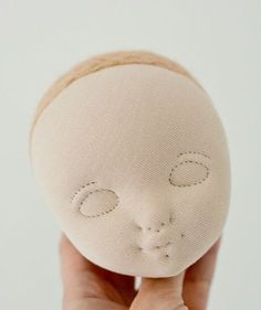 PDF Pattern- How to Make a Mini BeBe Baby Doll by BeBe Babies and Friends Soft Sculpture Baby Doll Pattern Cloth Doll Waldorf Doll Mini Doll Toys, Baby Dolls, Rag Doll Tutorial, Doll Face Paint, Doll Making Tutorials, Sewing Dolls, New Dolls, Doll Maker, Waldorf Dolls