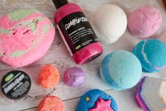Oxford Street Lush Haul with Jess' Journal #blog