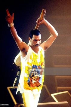 Freddie Mercury Of Queen - 1980S, Freddie Mercury Of Queen - 1980S