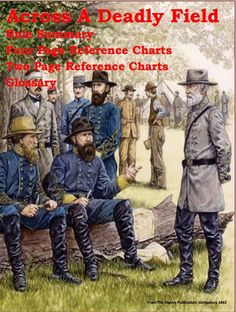 Check out John Hill's current rule summary, reference charts and glossary for Across A Deadly Field Gettysburg, Summary, Charts, Me Quotes, War, Check, Products, Graphics, Abstract
