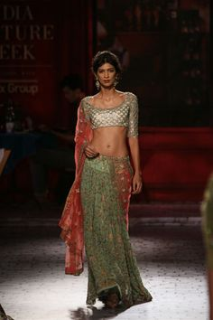 Wedding Show Archives Ghaghra Choli, Vogue Wedding, Indian Bridal Wear, Vogue India, Indian Couture, Couture Week, Asian Fashion, Women's Fashion, Bridal Collection