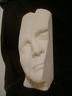 Tervoux Stone Patrick Barker titled: 'Too Faced (stone Carved sculptures of Man`s head/Bust statues/sculpture)'. Modern Sculpture, Abstract Sculpture, Sculpture Art, Garden Sculpture, Yard Sculptures, Sculptures For Sale, Stone Sculptures, Statues For Sale, Art Of Man