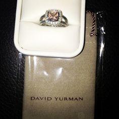 david yurman ring #gradgift #davidyurman #diamonds
