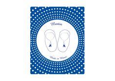 faire part / tarjeta de nacimiento / by designclo