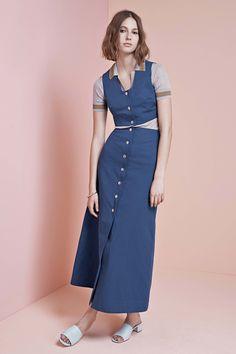 Jill Stuart Resort 2017 Fashion Show