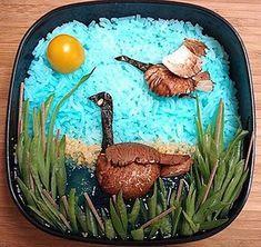duck-bento-food-art