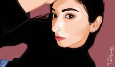 #illustration #artillustration #digitalart #digitalillustration #womanillustration #colors #portrait #wacomtablet #wacom Woman Illustration, Digital Illustration, Disney Characters, Fictional Characters, Snow White, Digital Art, Portrait, Disney Princess, Colors