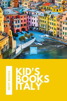 Italy children's books Travel With Kids, Family Travel, Children's Books, Good Books, Italy For Kids, Italy Pictures, Travel Books, World Of Books, Popular Books