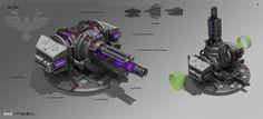 ArtStation - Concepts for Star Conflict, Denis Melnychenko