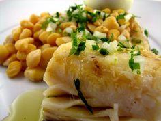 Bacalhau com Grao - Salt Cod with Chick peas... Tia Maria's Blog