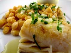 Bacalhau com Grao - Salt Cod with Chick peas... Tia Maria's Blog