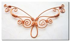 Cooper and Silver Wire Jewelry | luckily they are quick and easy to make