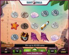 Relax by the sea and play Beach free slot powered by NetEnt at slotozilla.com