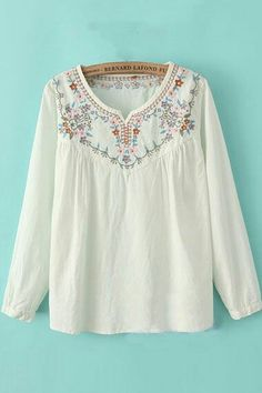 Simple blouses