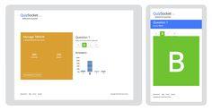 QuizSocket screens
