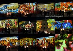 * Angel of Berlin: [explores...] Festival of Lights 2013