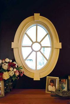 Round And Oval Window Trim Products I Love Pinterest