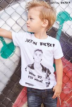 Buy White Short Sleeve Justin Bieber T-Shirt (3mths-6yrs) online today at Next: Hungary