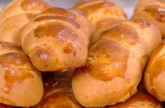 Greek Desserts, Greek Recipes, Sausage, Dessert Recipes, Cooking Recipes, Potatoes, Treats, Cookies, Vegetables