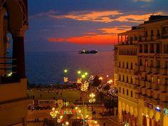 VISIT GREECE| Thessaloniki #Macedonia  http://www.visitgreece.gr/en/main_cities/thessaloniki