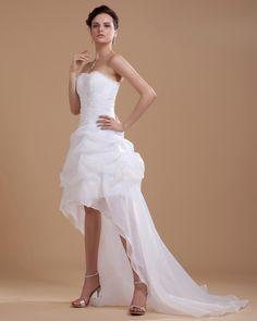 off the shoulder short high low white 2015 bride wedding dresses gowns