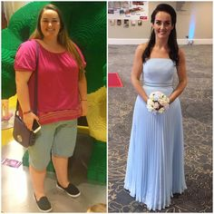 Jennifer Ginley Lost Half Her Body Weight In One Year With Slimming World!