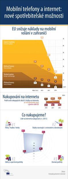 Mobilní telefony a internet: nové spotřebitelské možnosti