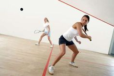 Beginner squash tips