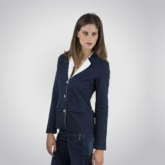 www.marinnamilitare-sportswear.com #marinamilitare #newcollection #fw2014 #womenfashion #jacket #blue #golook #fashionblogger #style #repin