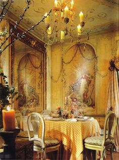 Love Diane Burn Designs! -- ▇ #Home #Elegant #Design #Decor via - Christina Khandan on IrvineHomeBlog - Irvine, California ༺ ℭƘ ༻