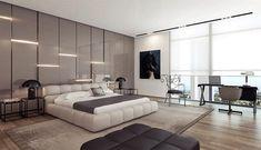 17 Stunning Master Bedroom Design Ideas – Modern Home