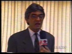 Criação do Poupatempo em 1997 - Reportagem da TV bandeirantes
