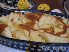 Domowa kuchnia Aniki: Leniwe pierogi