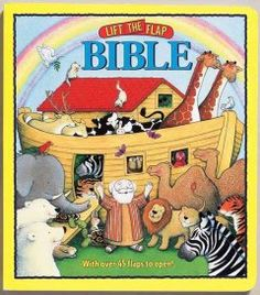 Here is a child's perfect introduction to the timeless stories from the Old and New testaments.