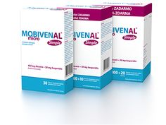 Mobivenal | Doplňky stravy s diosminem a hesperidinem Personal Care, Personal Hygiene