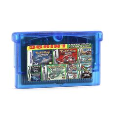 369 in 1 Game Cartridges English Version for GBA GBASP NDS NDSL