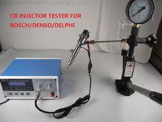 CR-C multifunction diesel common rail injector tester + Common rail diesel nozzle Injector tester SH60 #Affiliate