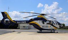 New Air Medical Helicopter Arrives At Northwest MedStar - KHQ