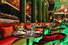 Intecho provided a complete lighting installation to the beautiful Ivy Asia. The striking space is Birthday Brunch, 30th Birthday, Decor Interior Design, Interior Decorating, Asian Fabric, Beautiful Sites, Light Installation, Lighting Design, Ivy