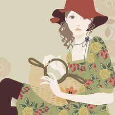 .Katogi Mari illustration