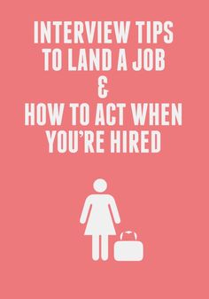 Interview Tips to Help You Land a Job and Be Confident Job Interview Tips, Interview Questions, Job Interviews, Interview Preparation, Interview Coaching, Interview Process, Job Resume, Resume Tips, Cv Tips