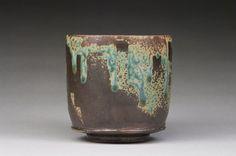 James Howe Pottery Cityscape Yunomi 2