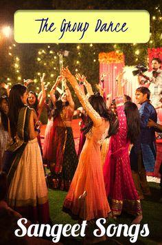 Sangeet Songs Group Dance For 2015