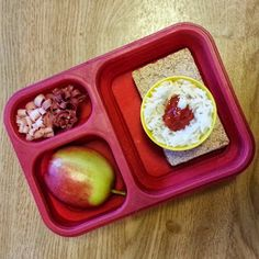 Olgamors finurligheter: Seks lunsjer og en frokost