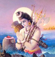 Indian Gods and Goddesses Shiva Art, Krishna Art, Hindu Art, Hare Krishna, Lord Rama Images, Lord Shiva Hd Images, Shiva Linga, Shiva Shakti, Shri Ram Wallpaper